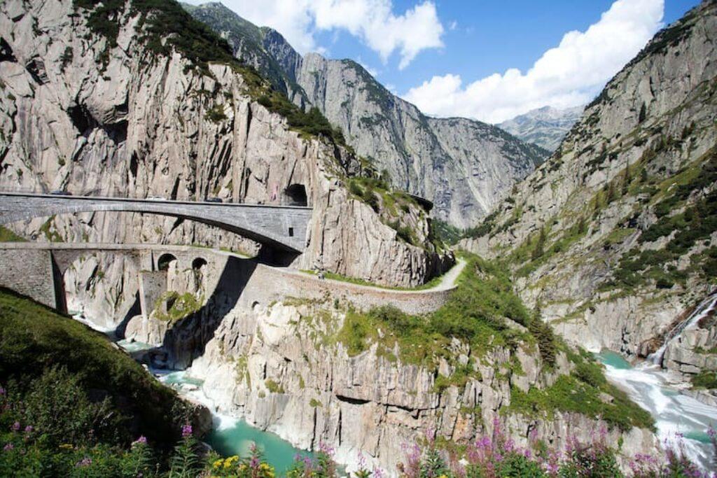 Bergwelten Teufelsbrücke