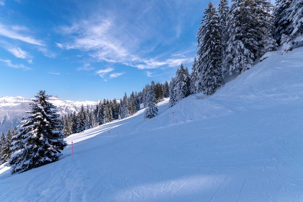 Brüsti Skigebiet 2
