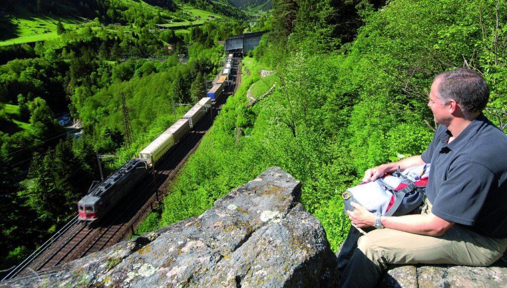 Gotthardo wanderweg